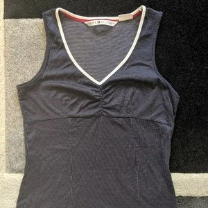 Woman's Tommy Hilfiger V-Neck Tank Top Size Small